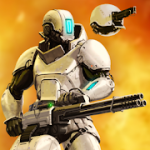 CyberSphere TPS Online Action-Shooting Game MOD APK android 2.45