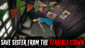 Death park 2 scary clown survival horror game mod apk android 1.2.7 screenshot