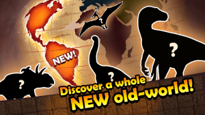 Dino quest dig & discover dinosaur game fossils mod apk android 1.8.6 screenshot