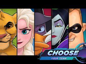 Disney heroes battle mode mod apk android 3.2.01 screenshot