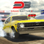 Drag Battle 2  Race Wars MOD APK android 0.97.24