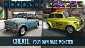 Drag battle 2 race wars mod apk android 0.97.24 screenshot
