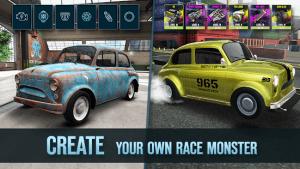 Drag battle 2 race wars mod apk android 0.97.47 screenshot