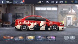 Drag racing streets mod apk android 3.1.5 screenshot