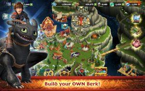 Dragons rise of berk mod apk android 1.58.15 screenshot