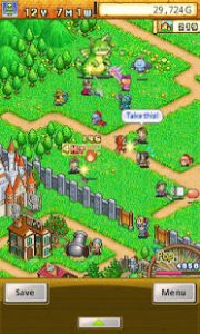 Dungeon village mod apk android 2.2.6 screenshot