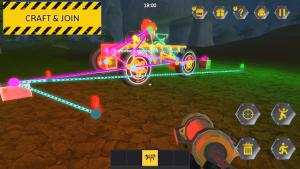 Evercraft mechanic online sandbox from scrap mod apk android 2.1.20 screenshot