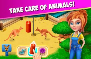 Family zoo the story mod apk android 2.2.60 screenshot