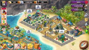 Fantasy island sim fun forest adventure apk android 2.11.1 screenshot