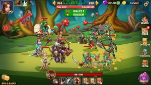 Firestone idle rpg tap hero wars mod apk android 1.03 screenshot