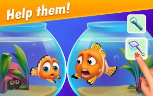 Fishdom mod apk android 5.75.0 screenshot