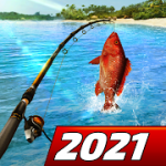 Fishing Clash MOD APK android 1.0.154