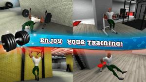 Fitness gym bodybuilding pump mod apk android 7.6 screenshot