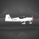 Flight Simulator 2d realistic sandbox simulation MOD APK android 1.5