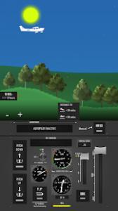 Flight simulator 2d realistic sandbox simulation mod apk android 1.5 screenshot