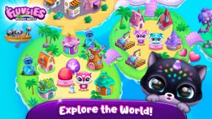 Fluvsies pocket world pet rescue & care story mod apk android 1.6.1011 screenshot