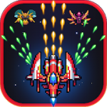 Galaxy Force Falcon Squad MOD APK android 69.7