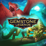 Gemstone Legends epic RPG match3 puzzle game MOD APK android 0.36.382