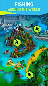 Grand fishing game fish hooking simulator mod apk android 1.1.1 screenshot