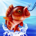 Grand Fishing Game  fish hooking simulator MOD APK android 1.1
