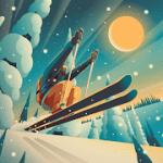 Grand Mountain Adventure Snowboard Premiere MOD APK android 1.190
