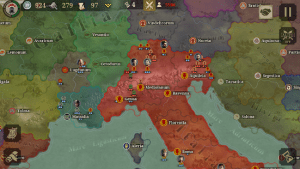 Great conqueror rome civilization strategy game mod apk android 1.6.2 screenshot