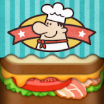 Happy Sandwich Cafe MOD APK android 1.1.7.0