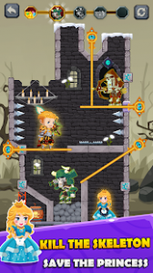 How to loot pin pull & hero rescue mod apk android 1.1.21 screenshot