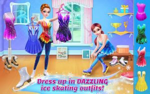 Ice skating ballerina dance challenge arena mod apk android 1.3.8 screenhot