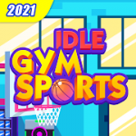 Idle GYM Sports Fitness Workout Simulator Game MOD APK android 1.61