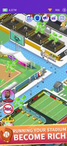 Idle gym sports fitness workout simulator game mod apk android 1.61 screenshot