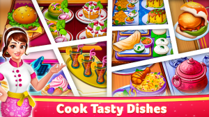 Indian cooking star chef restaurant cooking games mod apk android 2.7.0 screenshot