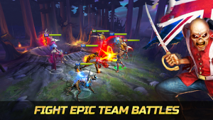 Iron maiden legacy of the beast turn based rpg mod apk android 339135 screenshot
