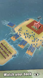 Island war mod apk android 2.4.6 screenshot