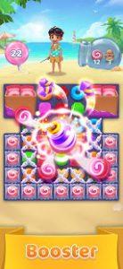 Jellipop match decorate your dream island mod apk android 8.5.0.2 screenshot