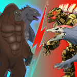 Kaiju Brawl Godzilla vs Kong MOD APK android 31