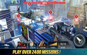 Kill shot bravo 3d fps shooting sniper game mod apk android 9.3 screenshot