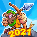 King Of Defense Battle Frontier  Merge TD MOD APK android 1.8.82