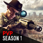 Last Hope Sniper  Zombie War Shooting Games FPS MOD APK android 3.22