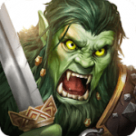 Legendary Game of Heroes Fantasy Puzzle RPG MOD APK android 3.10.5