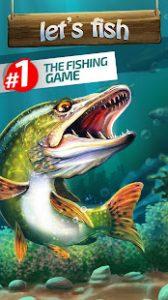 Let's fish sport fishing games fishing simulator mod apk android 5.15.1 screenshot