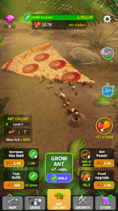 Little ant colony idle game mod apk android 3.4 screenshor