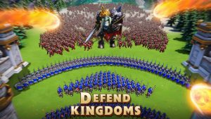 Lords mobile tower defense mod apk android 2.53 screenshot