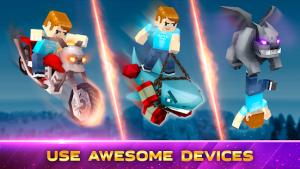 Mad battle royale mod apk android 1.1.7 screenshot