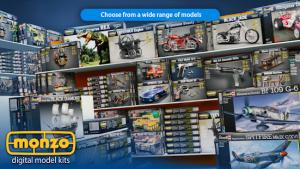Monzo digital model builder mod apk android 0.6.0 screenshot