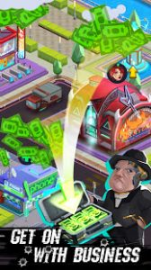 Mafia inc idle tycoon game mod apk android 0.21 screenshot