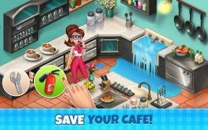 Manor cafe mod apk android 1.109.5 screenshot