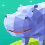 Merge Safari Fantastic Animal Isle MOD APK android 1.0.129