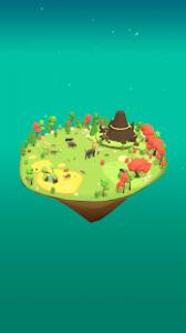 Merge safari fantastic animal isle mod apk android 1.0.129 screenshot