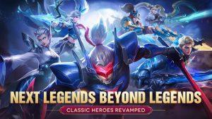 Mobile legends bang bang mod apk android 1.5.97.6541 screenshot